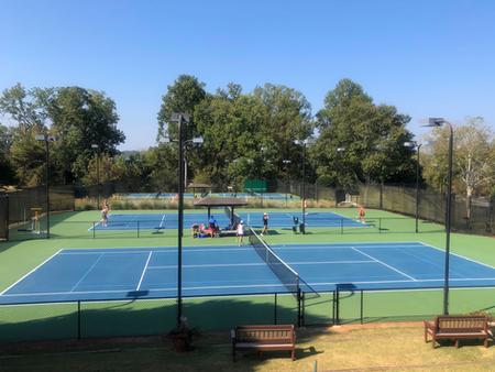 Racquet Club News: June 2