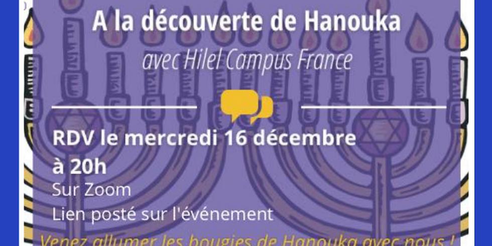 """""""À la découverte de Hanouka"""" avec Coexister Paris Nord"""