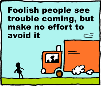 Characteristics of a Fool