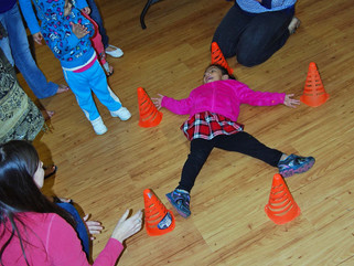 Volunteers Needed for Refugee Play and Learn Thursday Mornings in April!