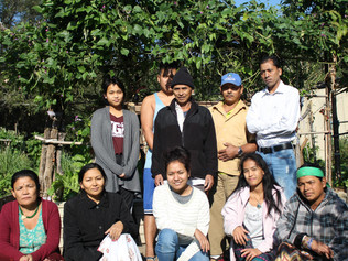 Texas Public Radio features International Community Garden