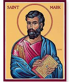 Remembering St. Mark