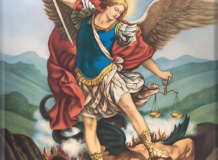 St. Michael and all the EL angels!