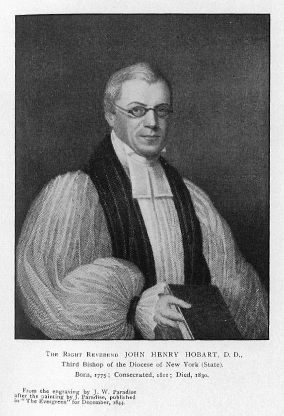 John Henry Hobart,  Public Domain, https://en.wikipedia.org/w/index.php?curid=3876729