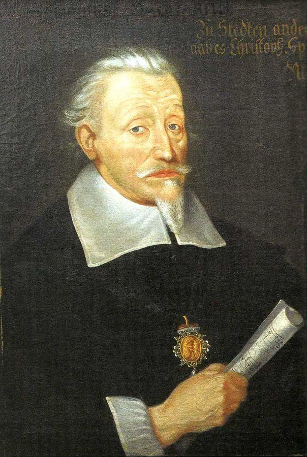 Heinrich Schuetz,  Attribution to Christoph Spätner [Public domain], via Wikimedia Commons