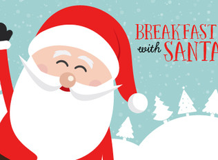 Breakfast with Santa - December 8