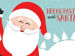 Breakfast with Santa - December 8