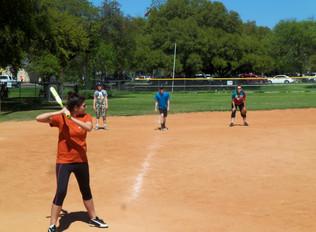 Softball begins next week!