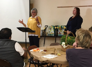 St. Francis Hosts Green Spaces Awards Reception