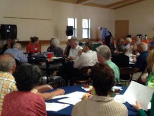 Annual Parish Meeting, Oct 4th