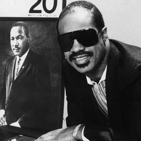 "Stevie Wonder's ""Happy Birthday"" Initially A Plea For MLK Day"