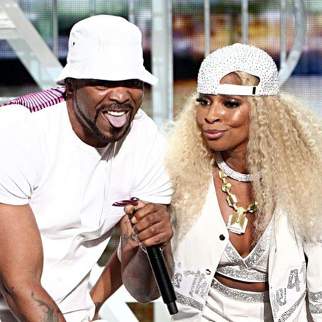 Method Man and Mary J. Reunited Again