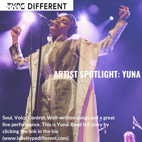 Artist Spotlight: Yuna