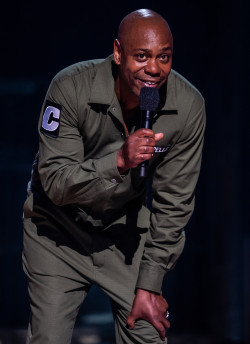 Dave Chappelle Is Fearless In 'Sticks And Stones'