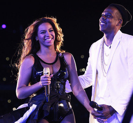 Beyoncé and Jay Z Give The Greenprint To Free Concert Tickets For Life