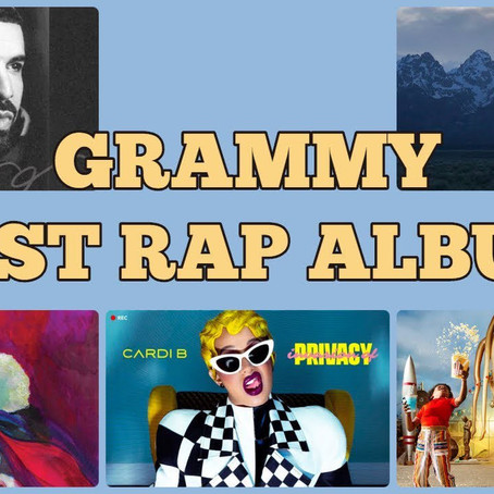 Best Hip-Hop Albums of the Year: Post-Grammy Edition