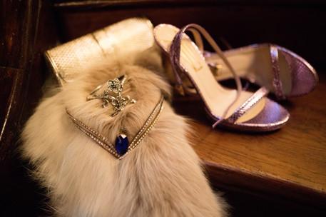 Queen Grace. 10,5 cm. Piel púrpura fantasía.