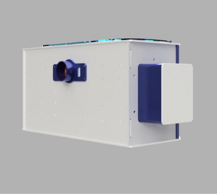 Staubkammer - 3D Druck
