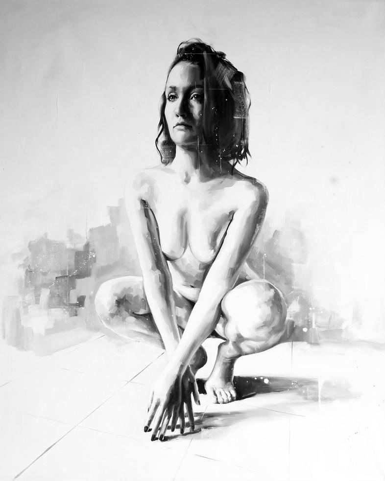 Oil on canvas - 100x120