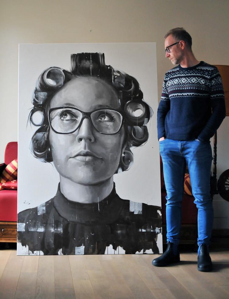 Oil on canvas - 180x120