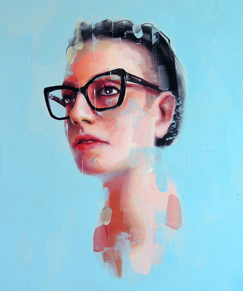 Oil on canvas - 50x60