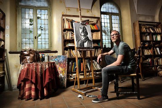 art artist contemporarypaint figurative oilpainting ritratti olio