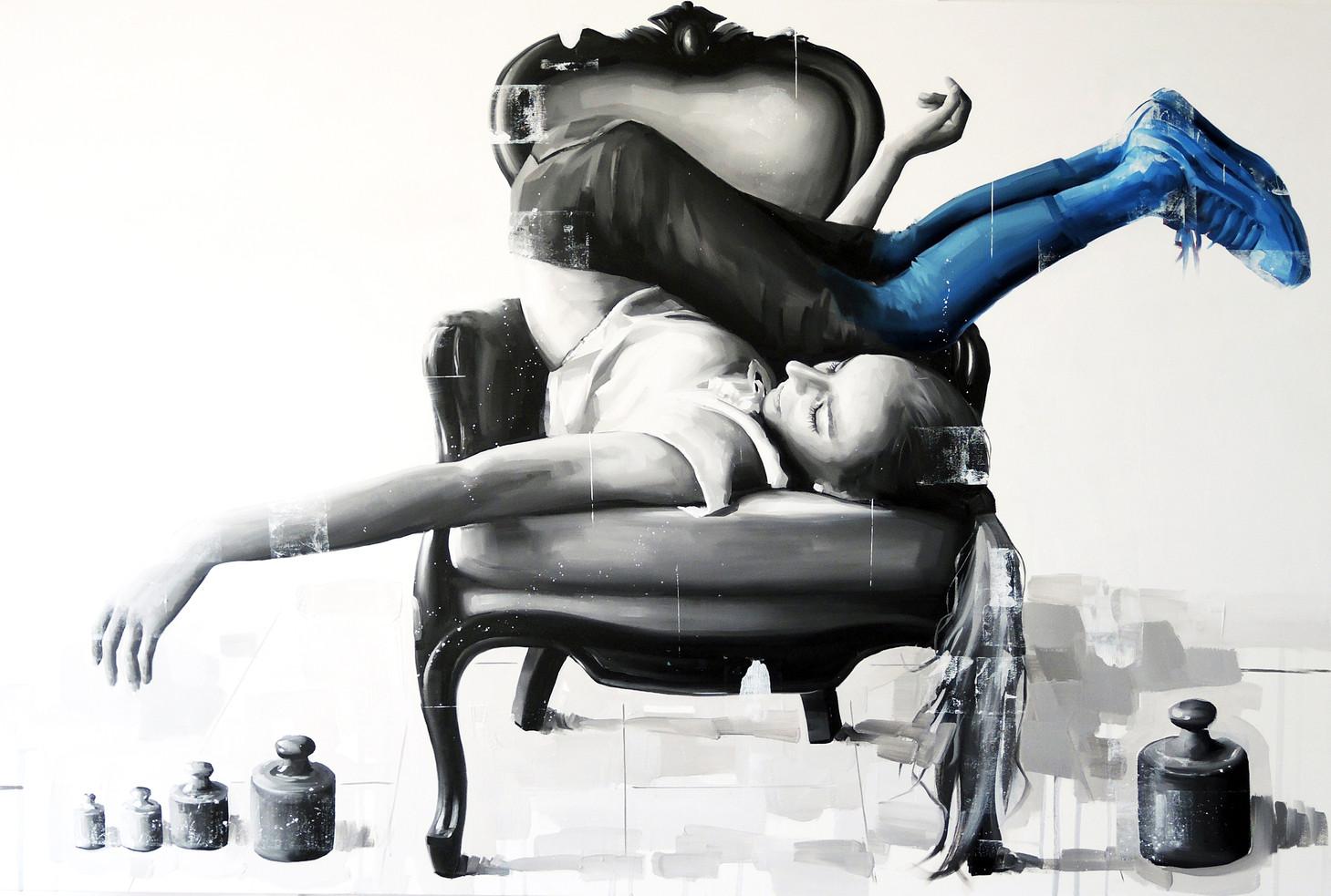 Oil on canvas - 110x150