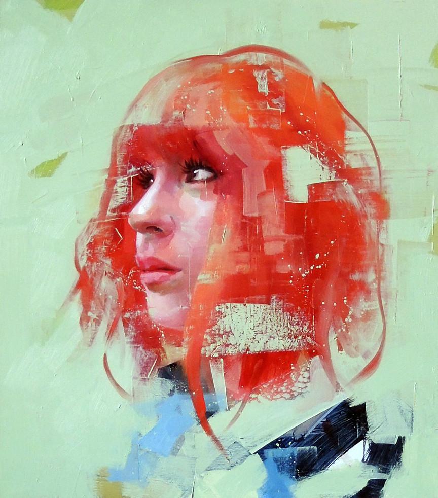 Oil on canvas - 80x60