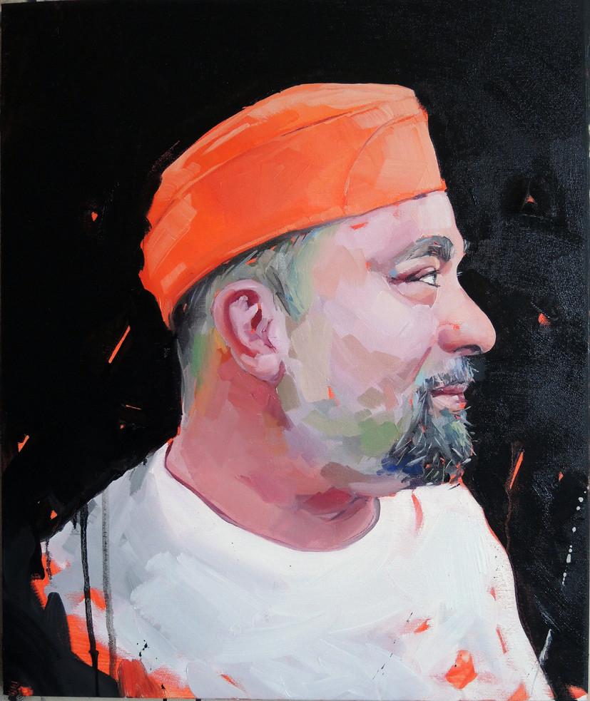 Oil on canvas - 60x80