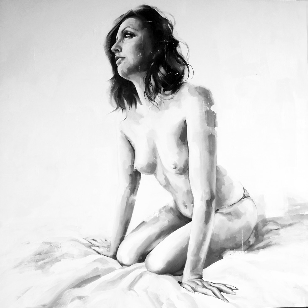 Oil on canvas - 120x120