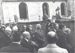 Colombey-les-deux-églises, 1970