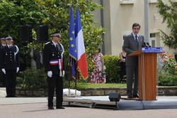 Promotion des commissaires A.Peretti