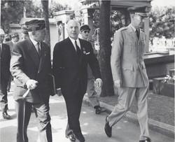 Memorial Day, l'American Legion 30 mai 1957