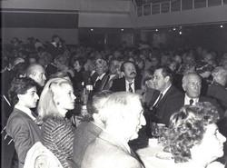 Diner RPR à Neuilly 1982