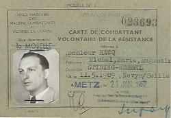le commissaire Michel Hacq