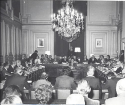 Conseil municipal  11 mars 1983
