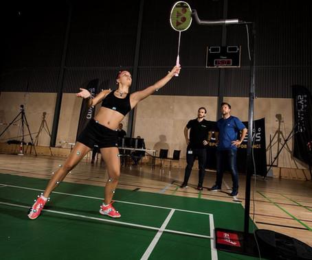 3D Bevægelsesanalyse af badmintonspillere mhp. at optimere perforce og/eller mindske risikoen for skader. Læse mere om undersøgelsen via linket nedenfor.