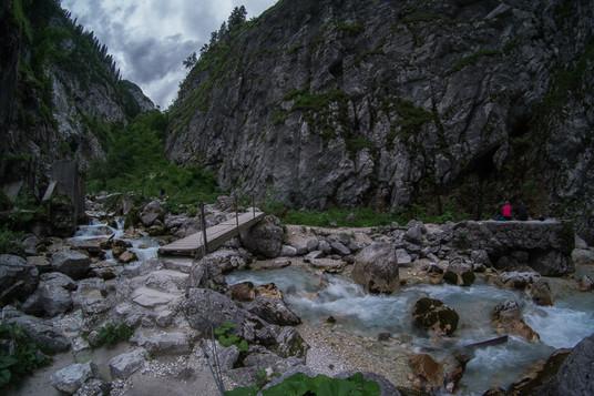 Höllental bei Garmisch