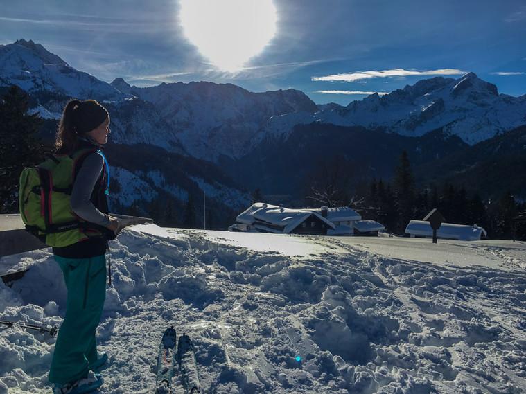 Eckbauer SkiTouring