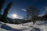 Winter Garmisch Panorama