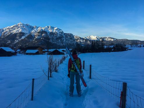 Garmisch SkiTouring