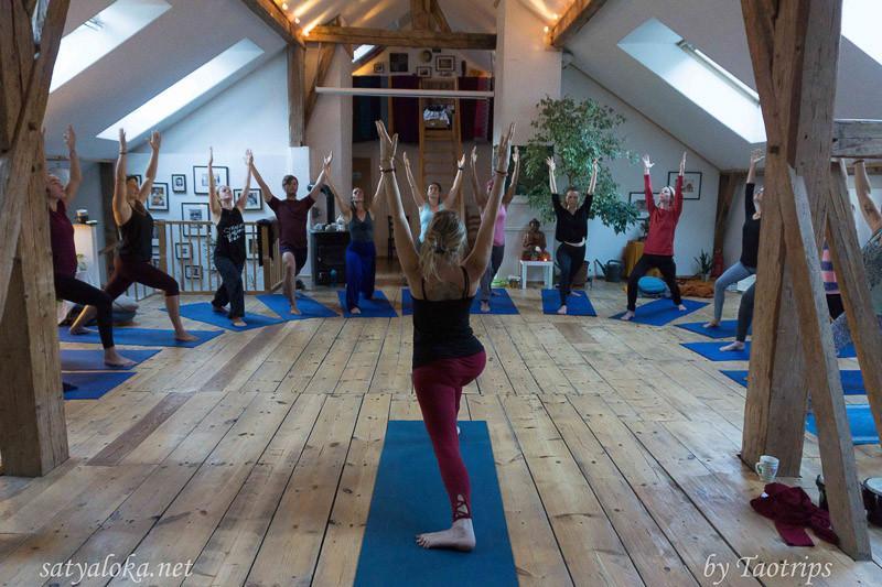 Alpenretreat Fernpass Yoga