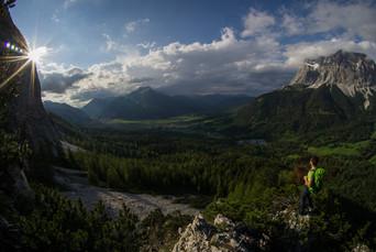 Ehrwald Zugspitze