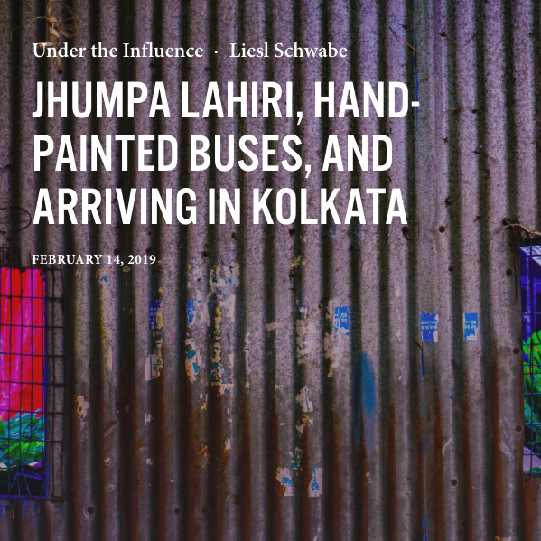 Jhumpa Lahiri, Hand Painted Buses...