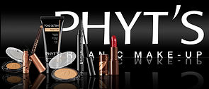 Maquillage BIO PHYT'S en vente à l'institut nathalie perthuis