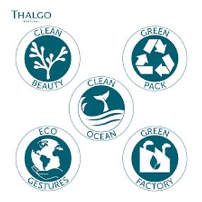 Logo Clean beauty Thalgo