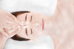 Aromapression du visage