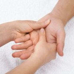 Modelage des mains