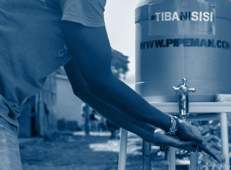 Kenyan Community Impact: Safe Hands (18/09)