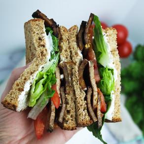 Vegan Bacon b.l.t.